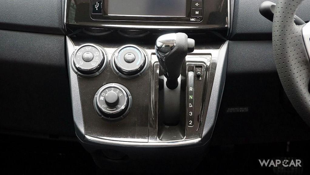 2018 Perodua Alza 1.5 AV AT Interior 005