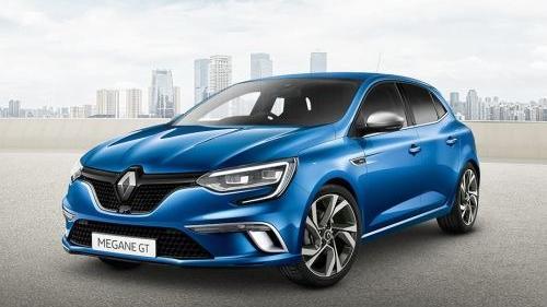 Renault Megane (2018) Exterior 001