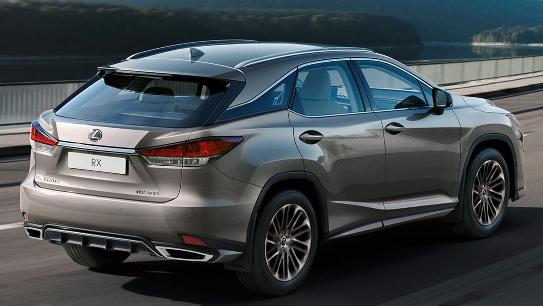2021 Lexus RX 300 Luxury Special Edition Exterior 013