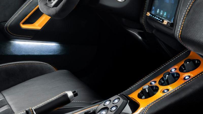 2019 Lotus Evora GT Interior 002