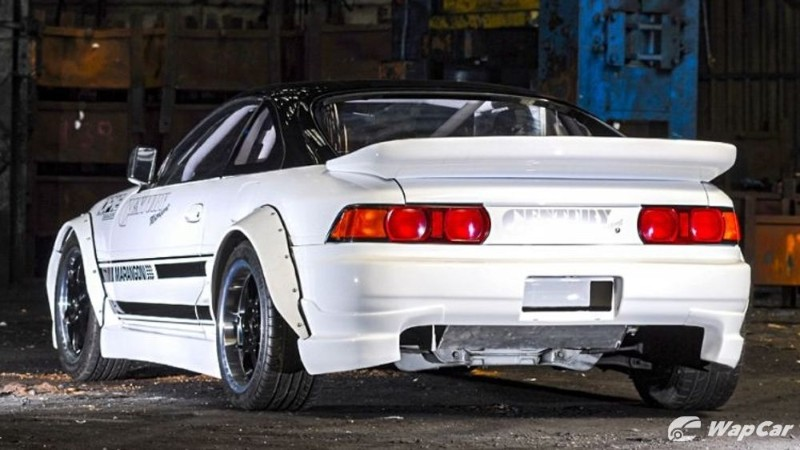 Freke-ishly Fast: a look at the world's fastest Toyota MR2 02