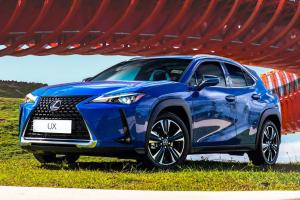Owning a Lexus UX is easy with Lexus Next Step Plan!