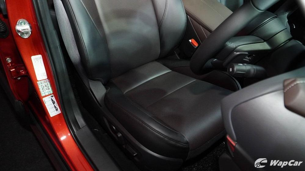 2020 Mazda CX-30 Interior 020