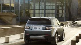 Land Rover Discovery Sport (2017) Exterior 015