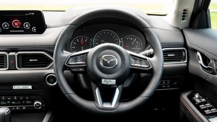 2019 Mazda CX-5 2.5L TURBO Interior 005
