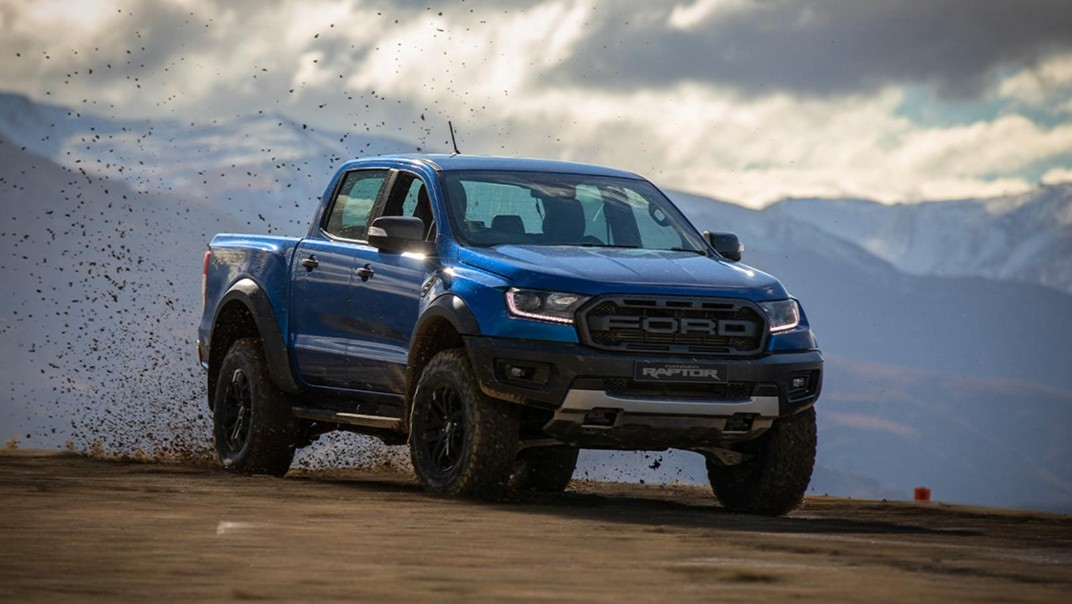 2021 Ford Ranger Raptor 2.0 Bi-Turbo Exterior 001
