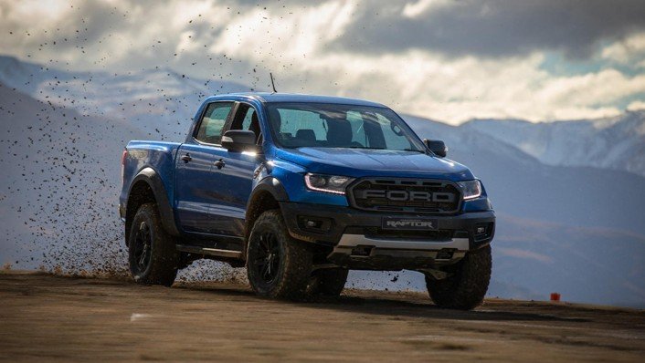 2020 Ford Ranger Raptor 2.0 Bi-Turbo Exterior 001