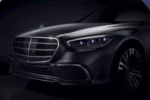 Mercedes-Benz showcases updated MBUX for 2021 W223 Mercedes-Benz S-Class