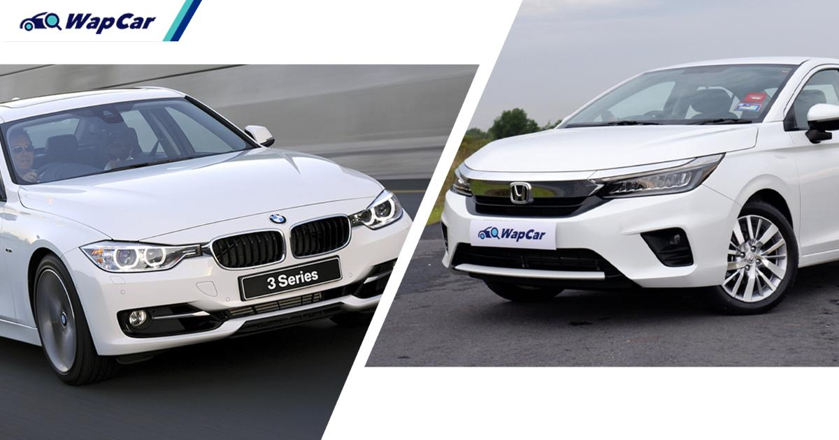 Used vs New: Should you be brave to buy a used BMW 3 Series over a new Honda City? 01
