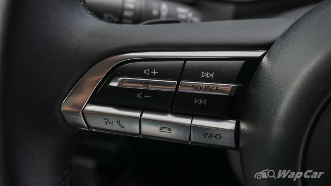 2020 Mazda CX-30 SKYACTIV-G 2.0 High AWD Interior 007