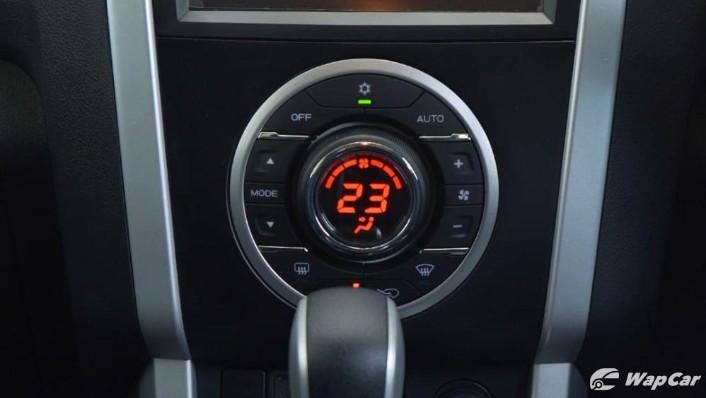 2019 Isuzu D-MAX 1.9L 4x4 AT-P Interior 006