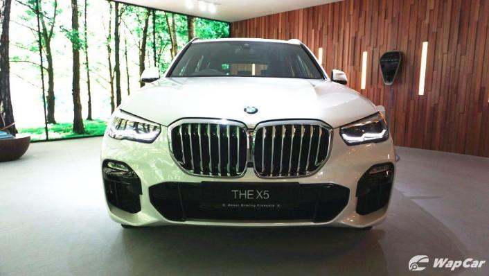 2020 BMW X5 xDrive45e M Sport  Exterior 003