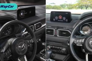 Mazda CX-5 2021 kini dengan skrin infotainment 10.25 inci