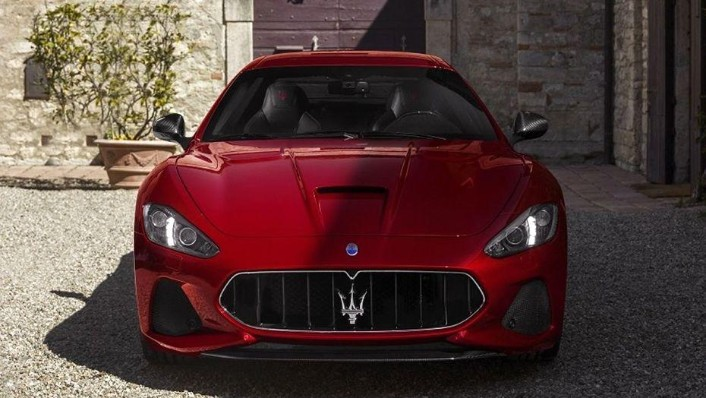 2018 Maserati GranTurismo GranTurismo MC Exterior 004