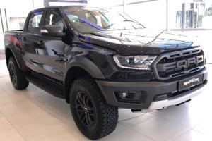 Leaked: Black 2021 Ford Ranger Raptor X - will True Red buyers regret their purchase?