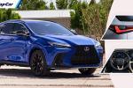 全新2022 Lexus NX正式发布- TNGA底盘,全新2.4公升涡轮增压引擎,第一部PHEV车型