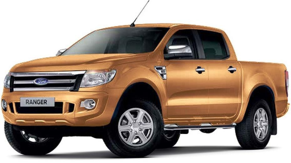 Ford Ranger (2018) Others 004