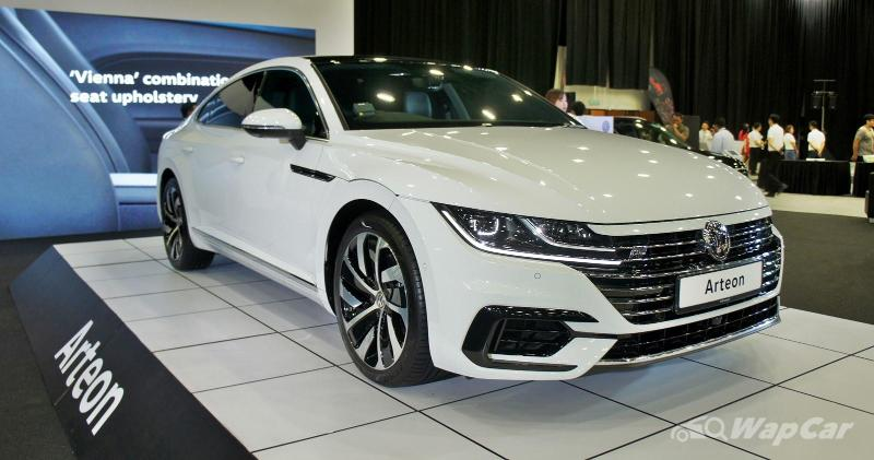 VPCM to launch new 280 PS 2021 VW Arteon 4Motion R-Line facelift in Malaysia 02