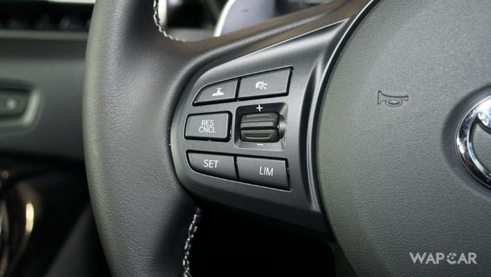 2019 Toyota GR Supra 3.0L Interior 004