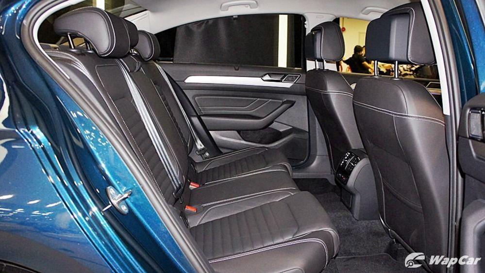 2020 Volkswagen Passat 2.0TSI Elegance Interior 118