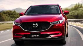 Mazda CX-5 (2018) Exterior 002