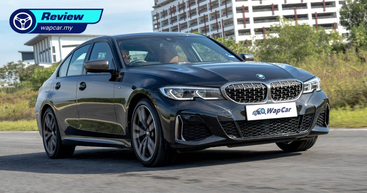 Video: BMW M340i Review in Malaysia, 6-cylinder perfection for RM 402K 01