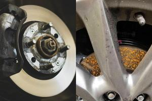 Brake disc rust - Is it dangerous? What should you do about it?