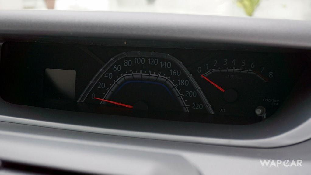 2018 Perodua Alza 1.5 AV AT Interior 017