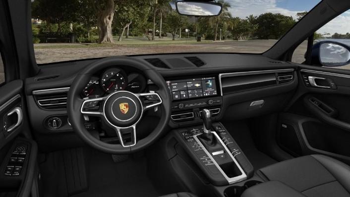 Porsche Macan (2019) Interior 001