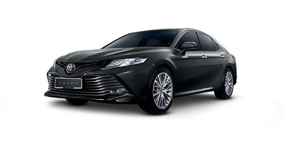 Toyota Camry (2019) Others 003