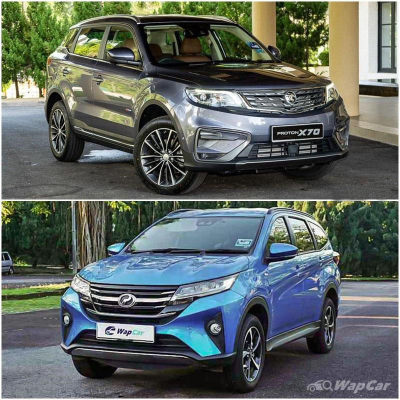 Kebaikan dan keburukan: Perodua Aruz – SUV 7 tempat duduk yang berbaloi? 02