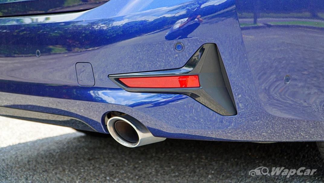 2020 BMW 3 Series 320i Sport Exterior 021