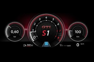Future VW products to follow Golf Mk8's cue for meter design
