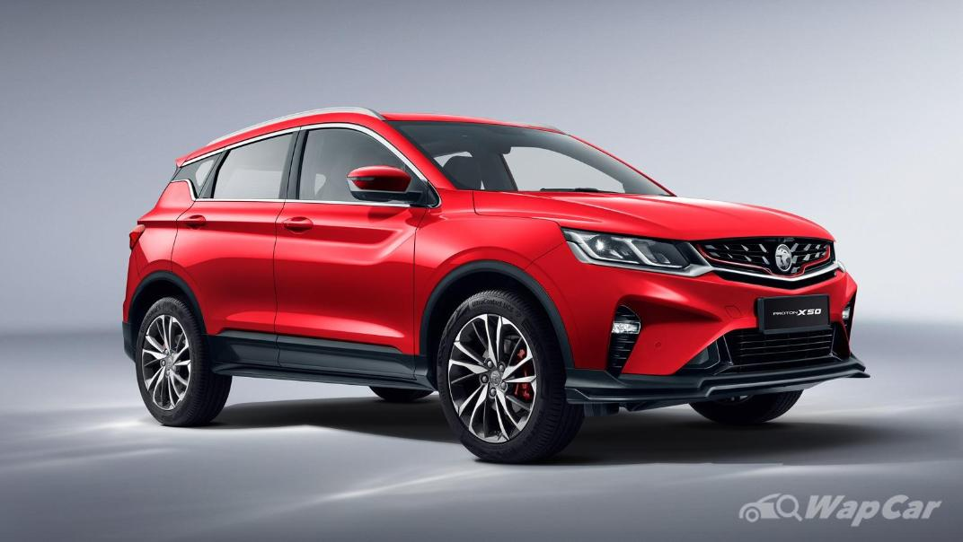 Proton X50 (2020) Others 009