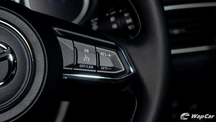 Mazda CX-8 Public (2019) Interior 005