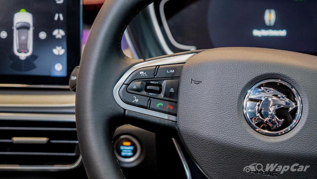 2020 Proton X50 1.5T  Flagship Interior 092