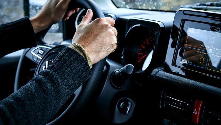 2021 Suzuki Jimny Interior 003