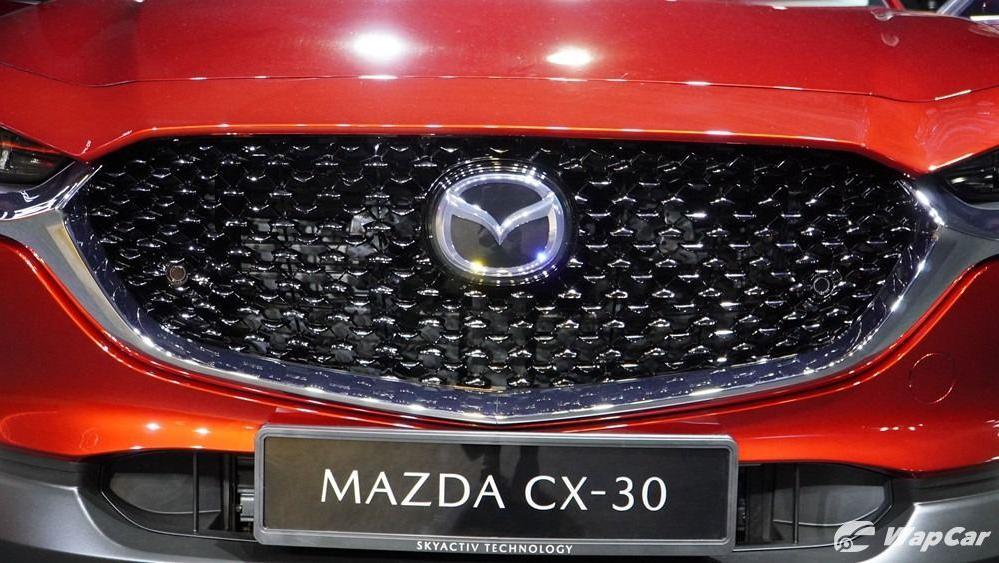 2020 Mazda CX-30 Exterior 008