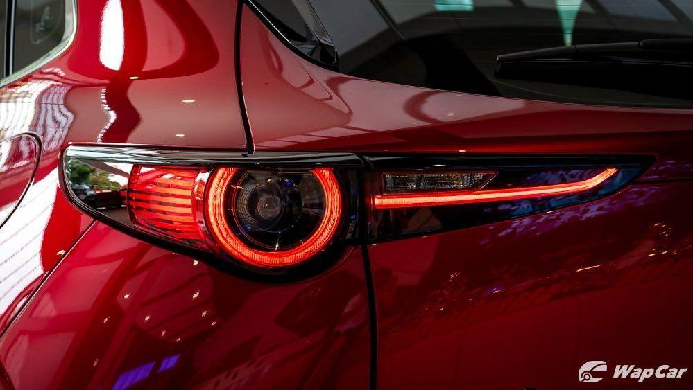 2020 Mazda CX-30 SKYACTIV-G 2.0 Exterior 043