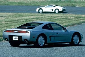 Nissan MID4 was a mid-engine AWD Ferrari fighter that failed to fly