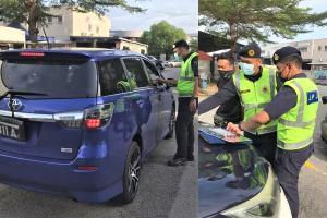 JPJ gegar Puspakom Selangor, separuh dari pemegang trade plate salahguna lesen!