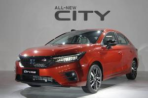2020 Honda City - 4 variants, which to choose?