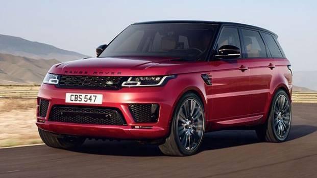 Land Rover Range Rover Sport (2017) Exterior 003