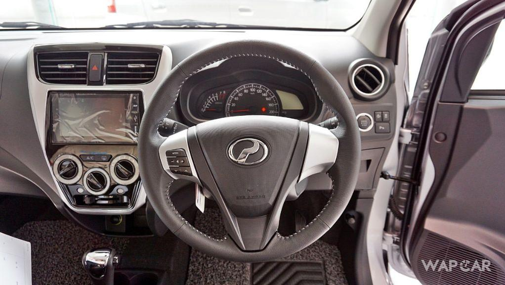 2019 Perodua Axia AV 1.0 AT Interior 046