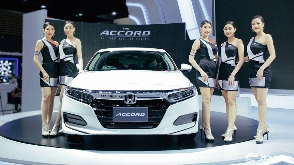 Finally! All-new 10th gen Honda Accord to be launched in Malaysia with 1.5L VTEC Turbo CVT, 201 PS & 260 Nm! 01