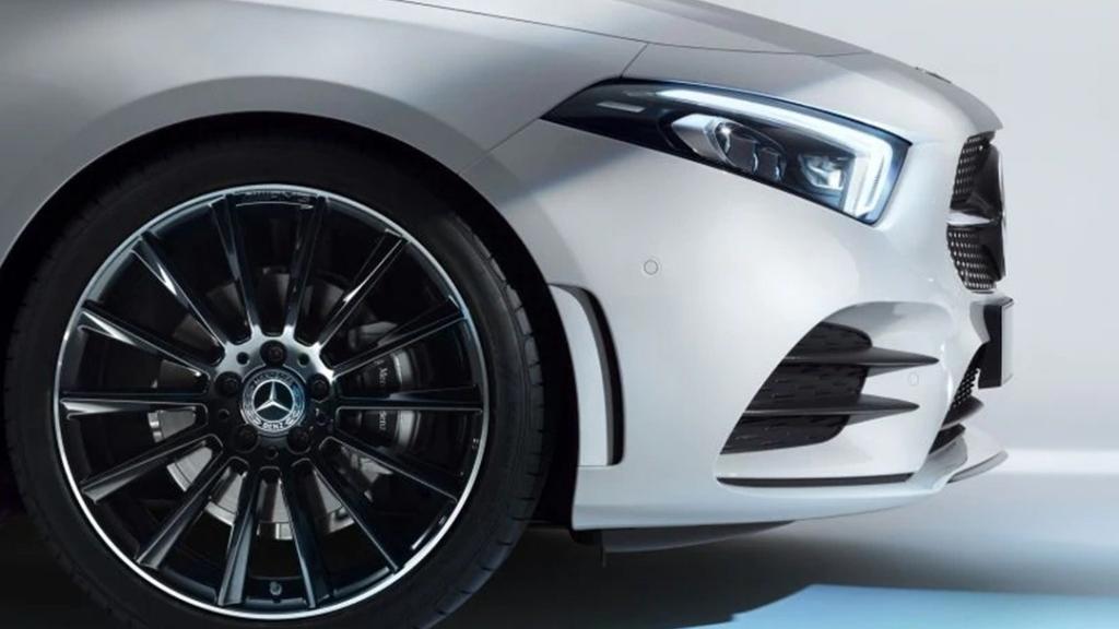 Mercedes-Benz A-Class (2019) Exterior 007