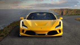 2020 Ferrari F8 Tributo 3.9L Exterior 003