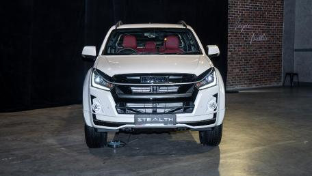 2020 Isuzu D-Max Stealth 1.9L 4×4 AT Price, Specs, Reviews, Gallery In Malaysia | WapCar