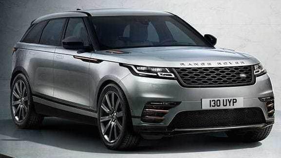 Land Rover Range Rover Velar (2018) Exterior 008
