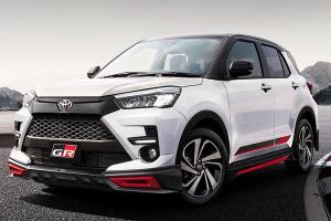 Daihatsu Rocky / Toyota Raize spesifikasi Indonesia - enjin 1.2 liter NA, 6 varian & kit badan GR!
